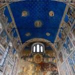 Fulmine danneggia Cappella Scrovegni a Padova